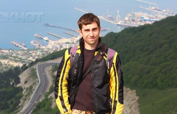 Самый известный в Новороссийске эколог Антон Попович празднует сегодня день рождения!