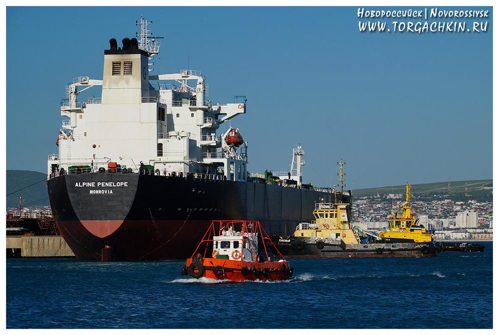 Суд не стал заниматься делом против капитана порта Новороссийска