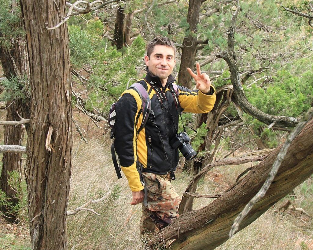 Один из самых известный и принципиальных экологов Новороссийска Антон Попович празднует сегодня день рождения
