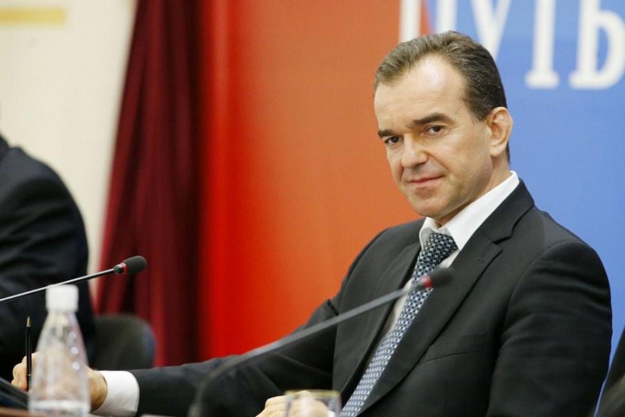 Губернатор края Вениамин Кондратьев «облегчил жизнь» новороссийским дольщикам «КЖС»