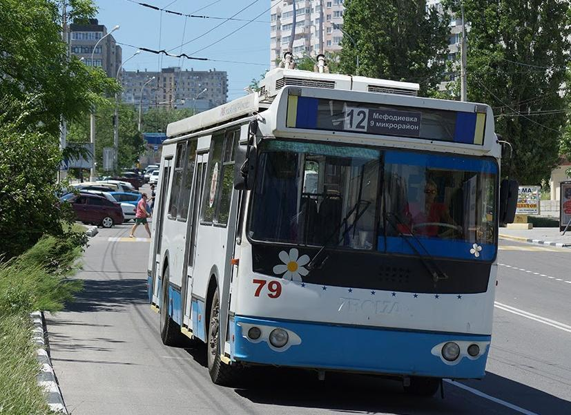 Троллейбусы Новороссийска скоро догонят маршрутки. Но не в скорости