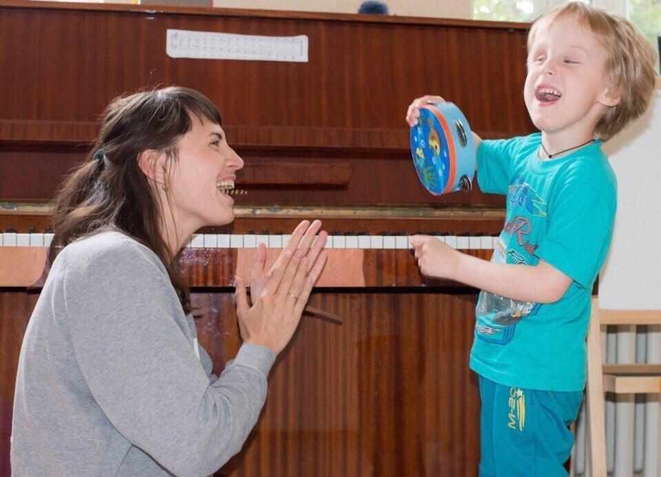 Команда помощи особенным детям и их семьям работает в Новороссийске