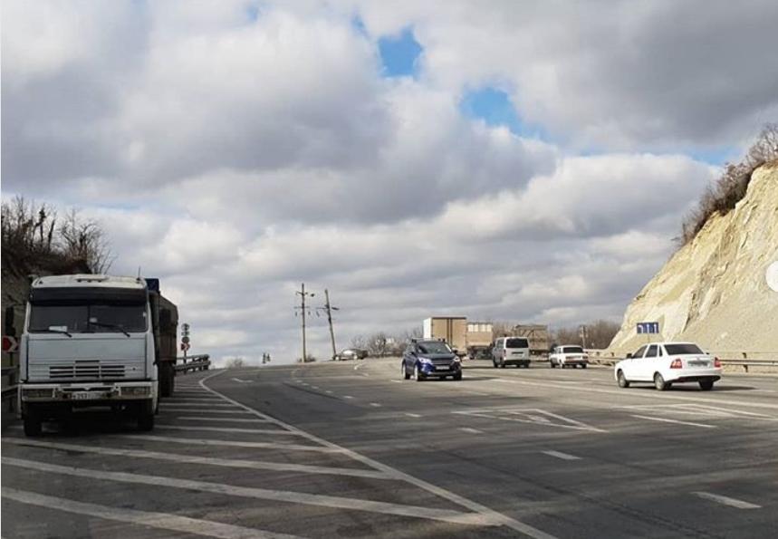 Перевал «Волчьи ворота» под Новороссийском станет безопаснее