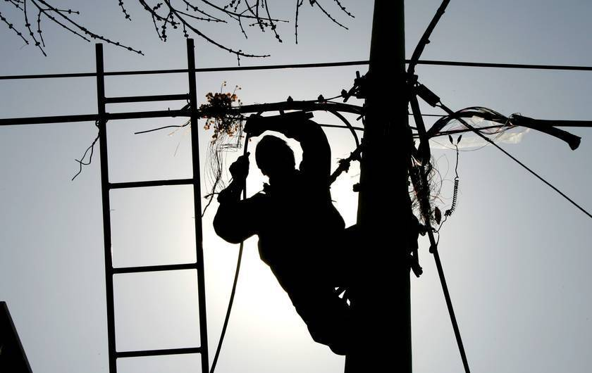 На некоторых новороссийских улицах для обрезки деревьев временно отключат электричество