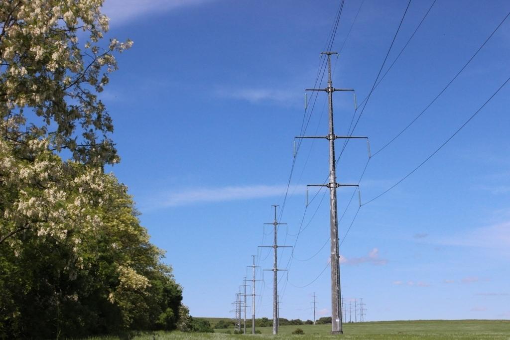Энергетики провели диагностику 250 км ЛЭП в юго-западном энергорайоне