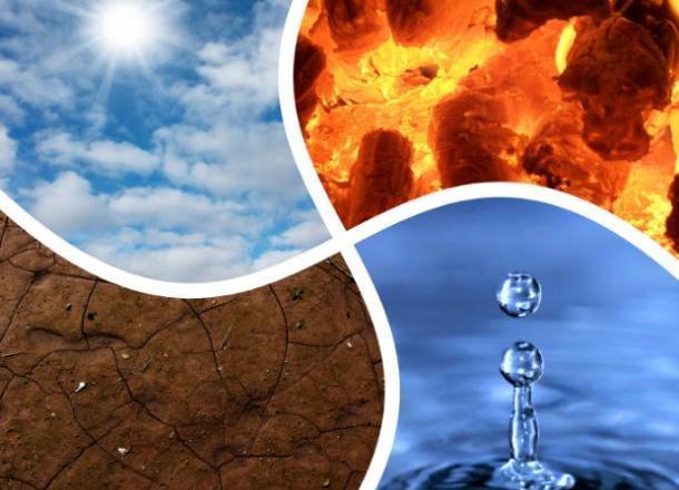 Огонь, вода, земля и ветер. Четыре стихии угрожают Новороссийску