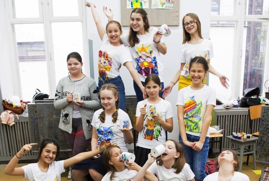 В Новороссийске открылась творческая «Котовасия»