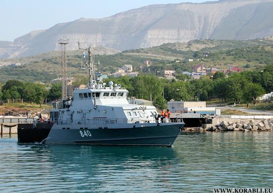 Новороссийские моряки задержали подводных диверсантов