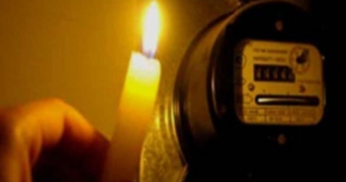 В пригороде Новороссийска временно отключат электроэнергию с пяти утра