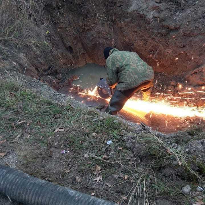 В Новороссийск возвращается вода