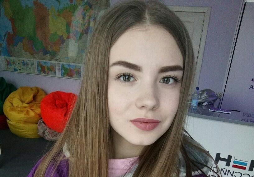 Самая добрая  и веселая девушка Александра Князева живет в  Новороссийске