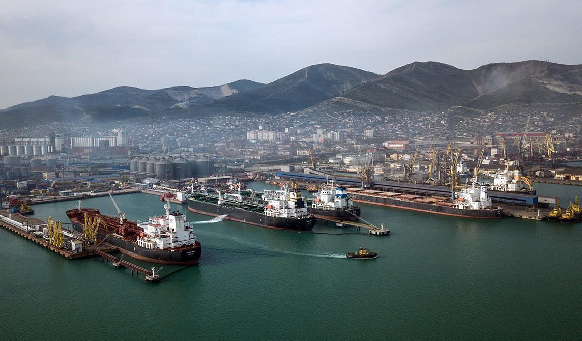 Порт Новороссийска не будет платить 10 млрд руб  штрафов. Точка.