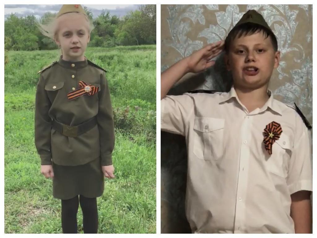 Война в Новороссийске и в Берлине. Два стихотворения в конкурсе «Дети о Победе»