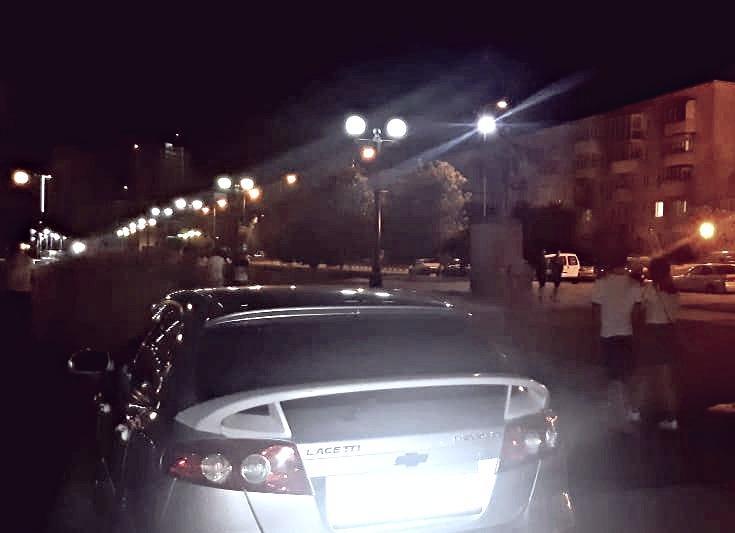 Гость из наукограда приехал в Новороссийск погонять по Набережной