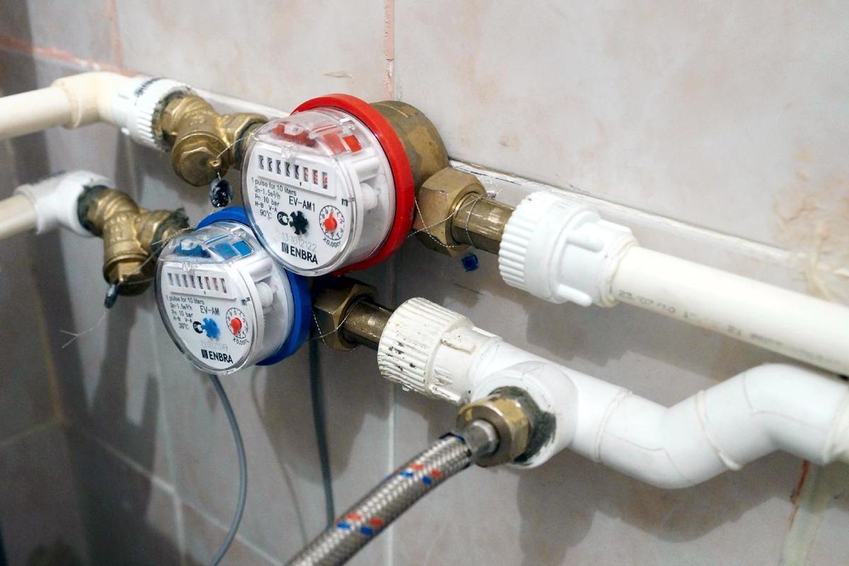 Новороссийцы рискуют заплатить за воду дважды