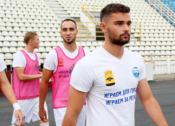 Новороссийский «Черноморец» готовится к битве с командой первого дивизиона «Армавир»