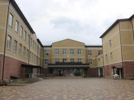 В Новороссийске открывается новая школа
