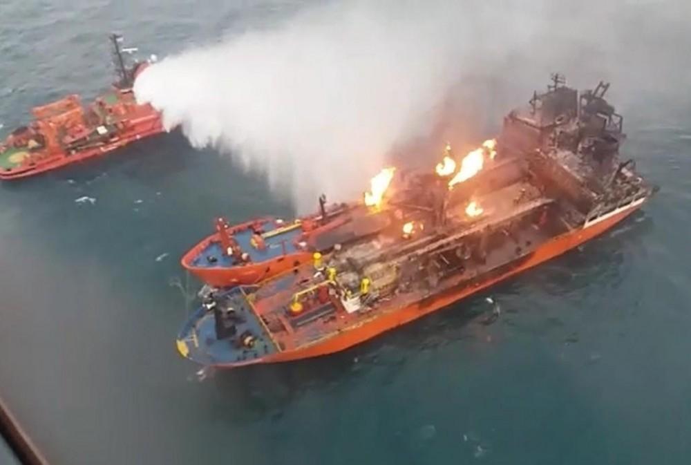 10 моряков числятся без вести пропавшими, но их больше не ищут