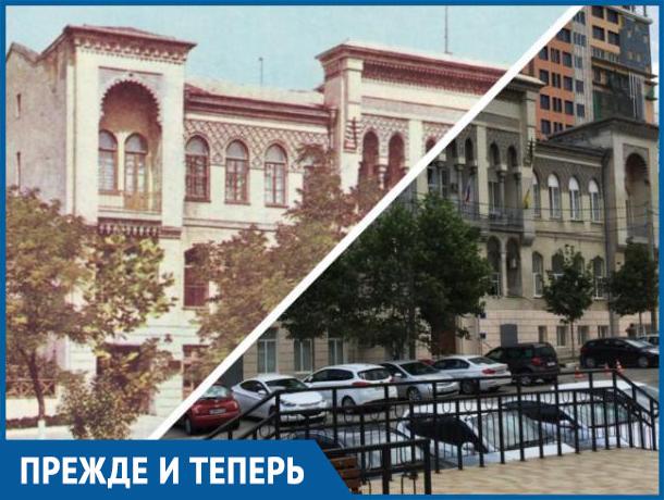 Прежде и теперь: шикарное мавританское здание в Новороссийске переходило из рук в руки